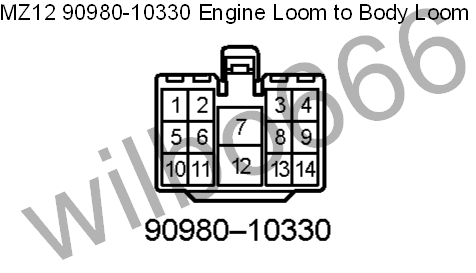 Us Army Safety Card together with 6M GEU 20MZ12 20Soarer 20Engine 20Wiring besides  on vehicle wiring harness definition